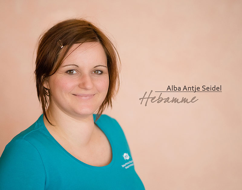 Hebamme Alba Antje Seidel