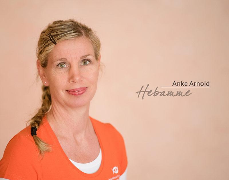 Hebamme Anke Arnold