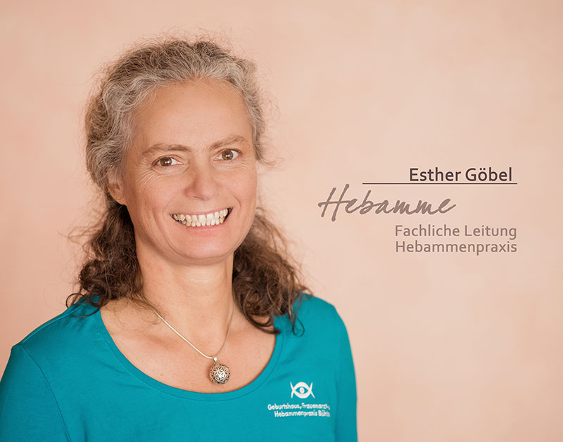 Hebamme Esther Göbel