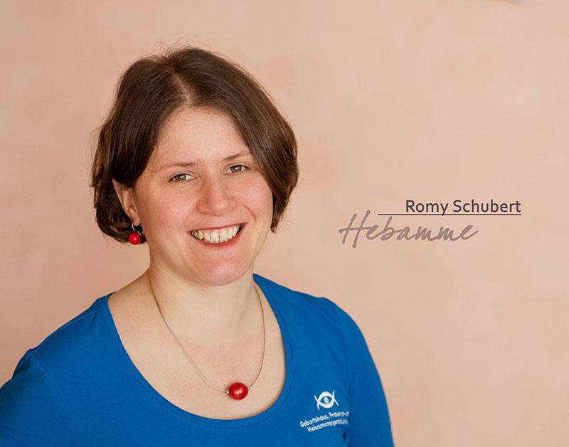 Hebamme Romy Schubert